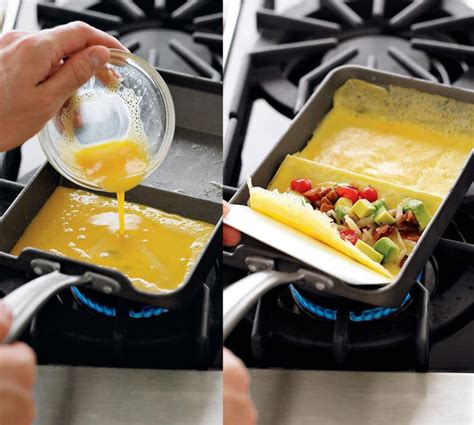 pan omelet omelette rolled making roll nordic ware kitchen maker electric tweet dudeiwantthat odditymall additional