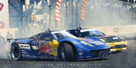 porsche drift car javier oquendo the holy trinity of drift cars
