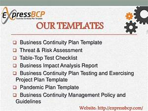 Express bcp business continuity plan template for Pandemic preparedness plan template