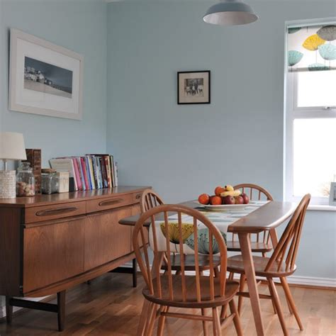 Dining Room  1950sinspired Detached House Housetohome