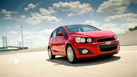Automotivetimescom  2015 Chevrolet Sonic Review