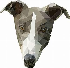Geometric Dog on Behance