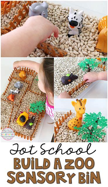 best 25 jungle preschool themes ideas on 240 | 0a0fdf625b80283dacddda56e6cf30d9 toddler zoo theme sensory boxes for toddlers