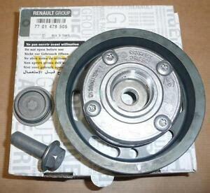 original renault camshaft dephaser pulley megane ii scenic ii clio modus 1 6 16v ebay