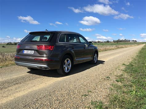 Review Audi Q7 by 2017 Audi Q7 Review Caradvice