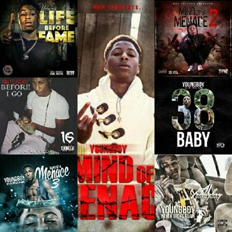 greatest hits mixtape  nba youngboy hosted  dopeman