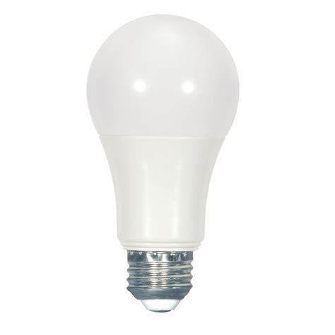 glomar 60w equivalent light a19 led light bulb hd