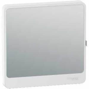 Porte Tableau Electrique : r9h13421m porte miroir pour tableau electrique 13 modules ~ Premium-room.com Idées de Décoration