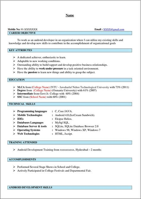 Resume App by Resume App For Android Tjfs Journal Org