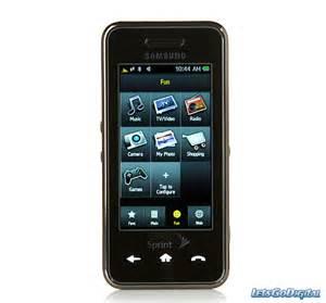 Sprint Cell Phones