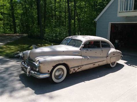 1949 Buick Roadmaster Convertible For Sale by 1948 Buick Roadmaster For Sale Classiccars Cc 1010621