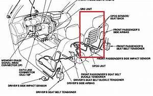 Side Airbag Light Honda Accord 2002
