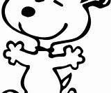 Snoopy Coloring Thanksgiving Brown Charlie Valentine Cartoon Printable Getcolorings Getdrawings sketch template