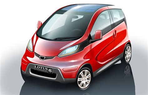 City Cars by Lotus Enthusiast 187 Lotus Redefines City Car Design