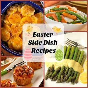 Recipes for Easter8 Easter Side Dish Recipes MrFood com