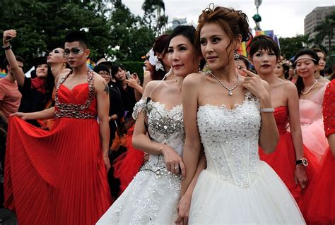 A Lesbian In Taiwan Is Being Forced To Pay Her Ex Husband