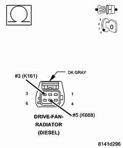 Fan Clutch Wiring Harness Diagram