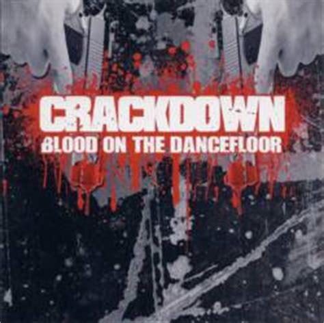 crackdown ger blood on the dancefloor album spirit of