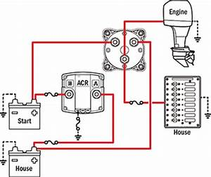 Boat Wiring Diagram Dual Batteries : electrical power distribution for boat ~ A.2002-acura-tl-radio.info Haus und Dekorationen