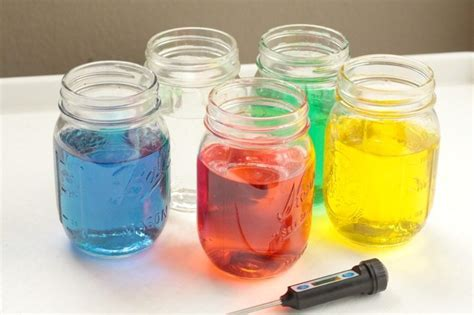 how colors affect you does the color of water affect its temperature