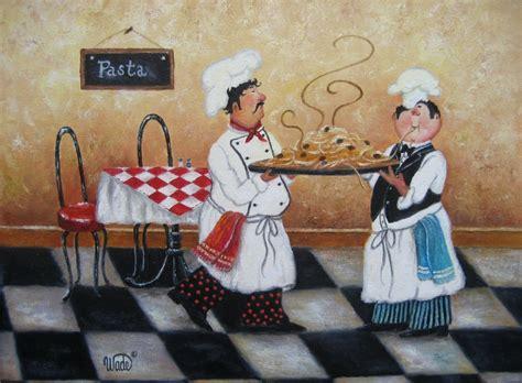 italian chef kitchen wall decor chefs print chef paintings kitchen wall