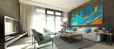 3 Bedroom Apartment Interior Design Ideas