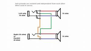 1 4 Quot Stereo Audio Jack Wiring Diagram