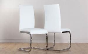 perth white leather dining chair only gbp6999 furniture With white leather dining room chairs