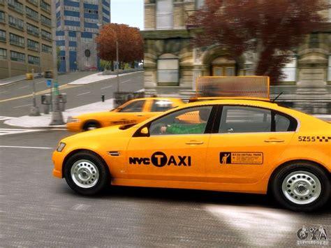 holden nyc taxi  gta