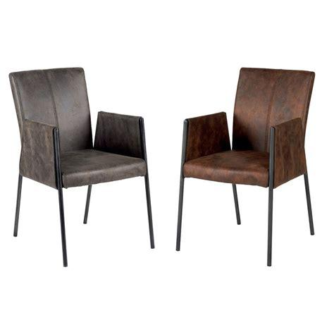 chaises pour salle manger chaise fauteuil pour salle a manger idées de décoration