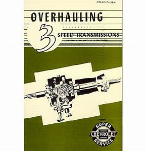 Transmission Overhaul Manual