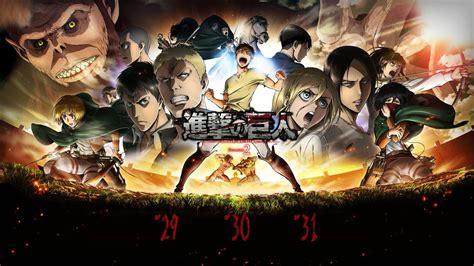 shingeki  kyojin segunda temporada  blu ray hd