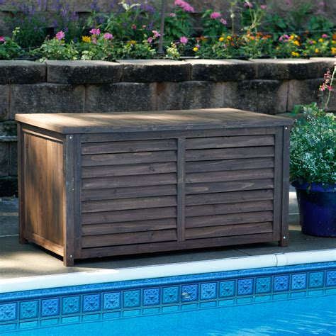 Coral Coast Outdoor Wood Deck Box  Dark Brown At Hayneedle. Patio Furniture Covers Cheap. Patio Table And Chair Covers Round. Brown Jordan Patio Furniture Set. Back Porch And Patio Ideas. Target Patio And Garden Clearance. Patio Furniture Design Ideas Pictures. Building A Patio Form. Patio Slabs Munster