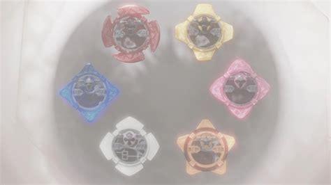 Six Ninja Power Stars