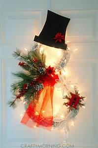 The, Best, 12, Diy, Christmas, Wreath, Ideas, On, Love, The, Day