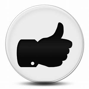Thumbs (Thumb) Up Solid Hand Icon #077391 » Icons Etc