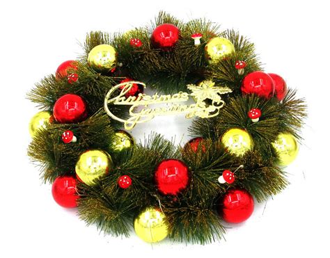 large christmas wreath promotion shop for promotional