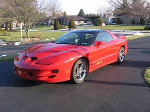 2000 Trans Am Firehawk All Original