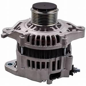 Alternator For Nissan Patrol Gu Y61 Zd30ddti Diesel 01