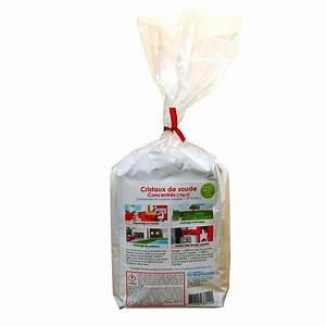 La Maison Du Bicarbonate : cristaux de soude 1kg carbonate de sodium compagnie du bicarbonate ~ Melissatoandfro.com Idées de Décoration