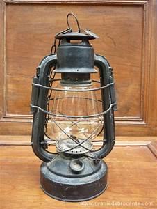 Lampe à Pétrole Ancienne Le Bon Coin : lampe p trole militaire ~ Melissatoandfro.com Idées de Décoration