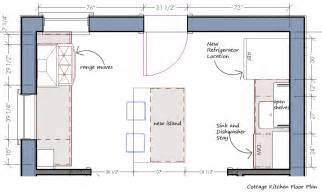 kitchen island floor plans cottage talk kitchen layout plans design manifestdesign manifest