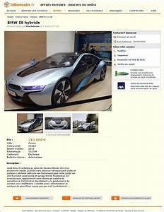 Vendre Sur Leboncoin : exclu a vendre bmw i8 mod le 2012 non homologu e 102 km au compteur blog automobile ~ Medecine-chirurgie-esthetiques.com Avis de Voitures