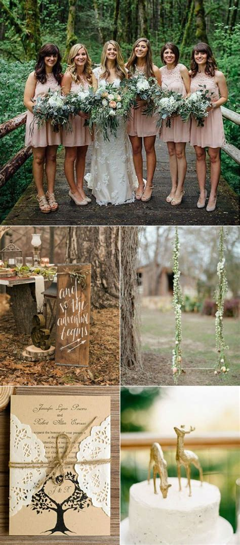 1000 Ideas About Forest Theme Weddings On Pinterest