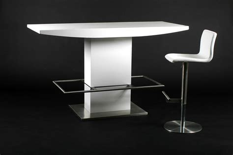 table de cuisine bar haute table haute bar