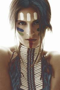tribal makeup indian style | tribal & ethnic - PHOTO ...