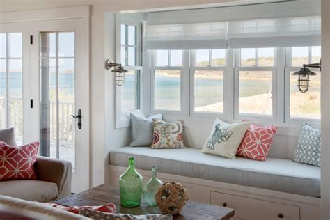 Kitchen Storage Ideas For Small Spaces - cozy window seats we love hgtv