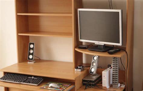 ordinateur bureau occasion meuble bureau ordinateur occasion clasf