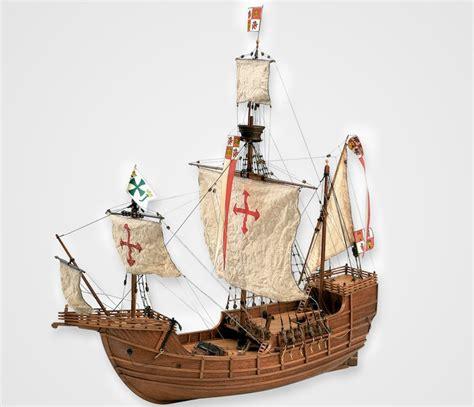Imagenes De Barcos De Carton by Maquetas De Barcos Como Hacer La Maqueta De La Santa Mar 237 A