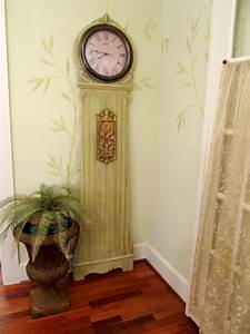 Classic Farmhouse Diy Idea Faux Grandfather Clock